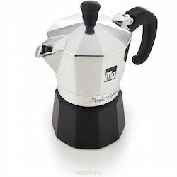 Гейзерная кофеварка Illa